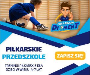 Akademia Diament - piłkarskie przedszkole