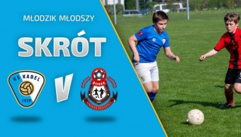 MŁODZIK D2 | Skrót meczu: Kabel Kraków - Borek Kraków (28.04.2021)
