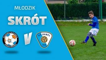MŁODZIK   Skrót meczu: Grębałowianka Kraków - Kabel Kraków (06.09.2020)