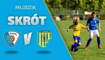MŁODZIK   Skrót meczu: Kabel Kraków - Nadwiślan Kraków (12.09.2020)