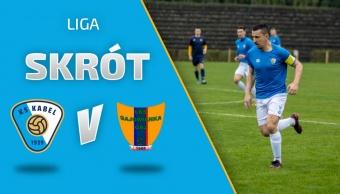 LIGA | Skrót meczu: Kabel Kraków - Gajowianka Gaj (01.05.2021)